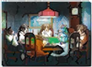dogsplayingpoker-pixel2
