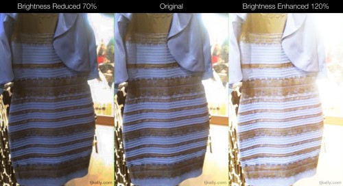dress-blue-black-white-gold