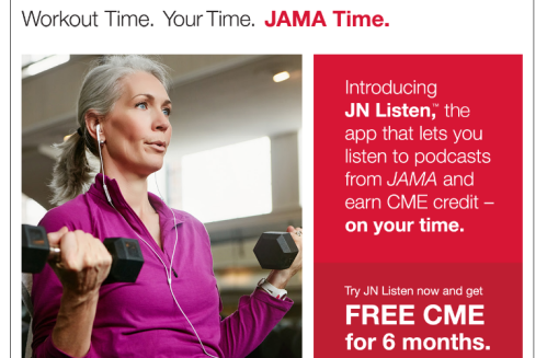 JAMA podcasts